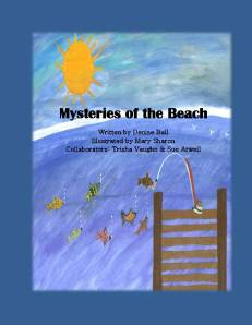 This was so fun to write, it is a true mystery...kids love it!